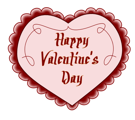 Happy valentine day clip art image happy valentines day 6 2 image