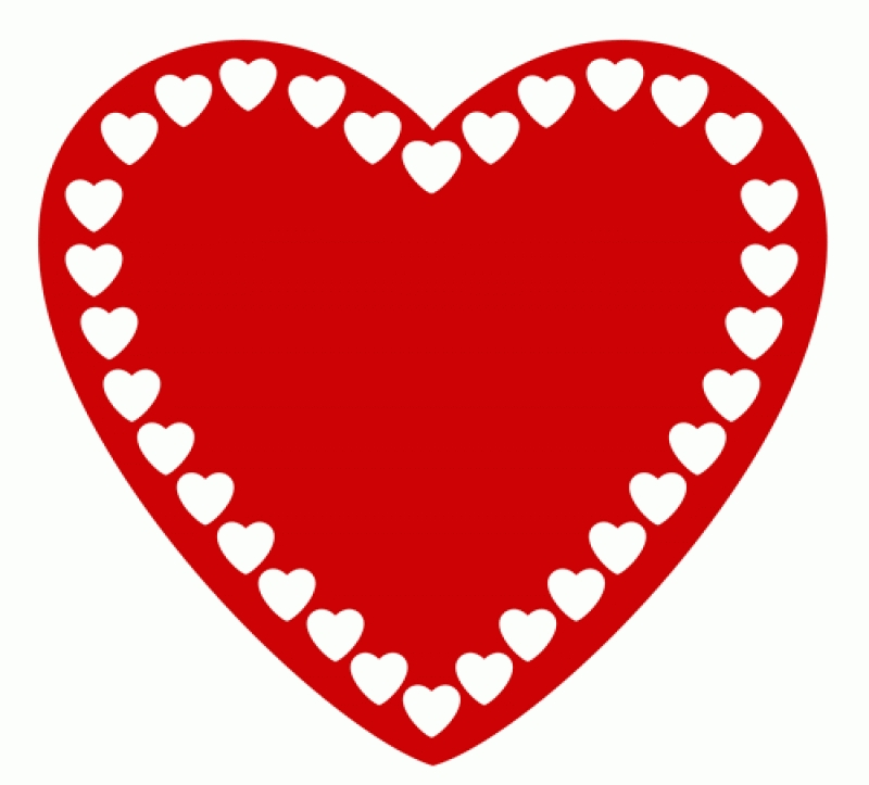 Happy Valentineu0027s Day Heart Clip ArtImage Of Valentine Heart Clipart 9005  Valentines Day Heart Happy