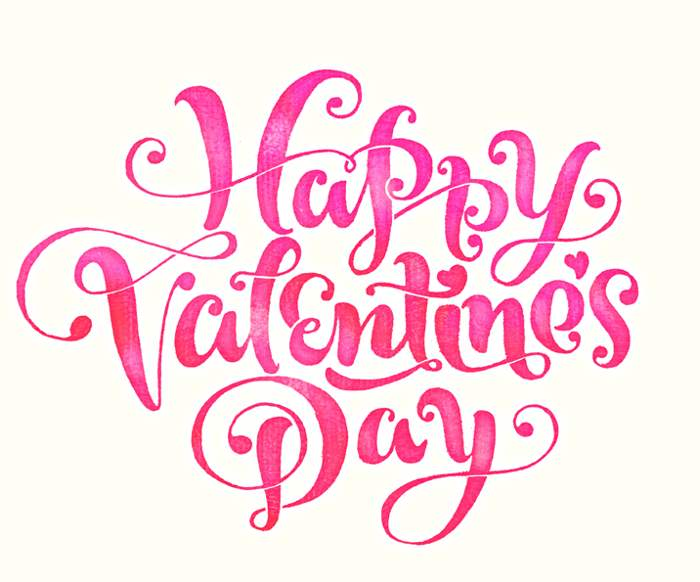 Happy Valentines Day Clipart .-Happy valentines day clipart .-8