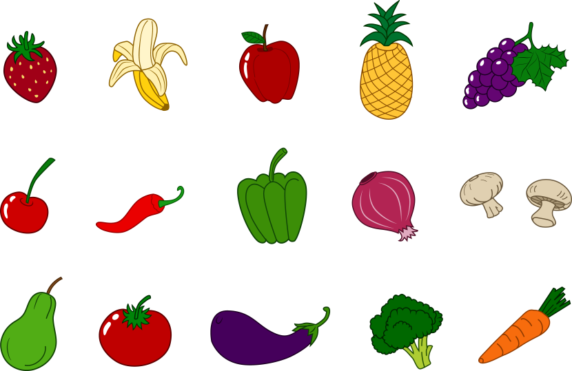 Happy vegetable clipart. 7050ee31c35add9da20a967e5329e6 .