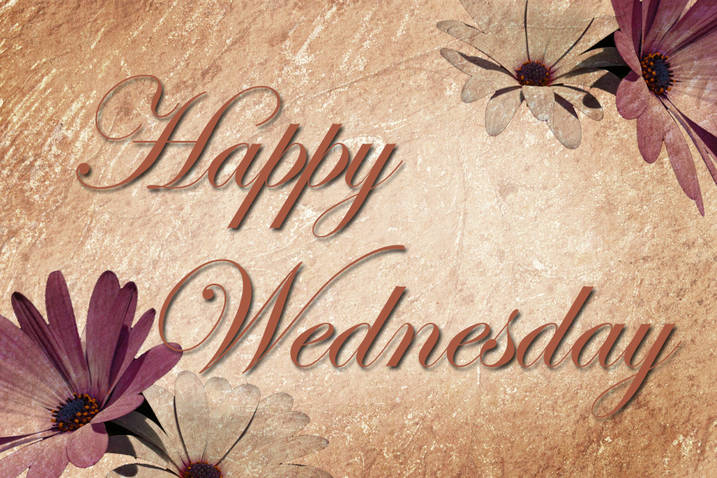 ... happy wednesday clipart ...