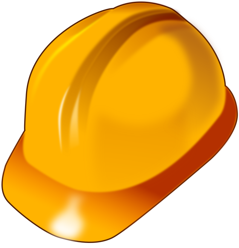 Hard Hat By Pixzain A Construction Hard Hat