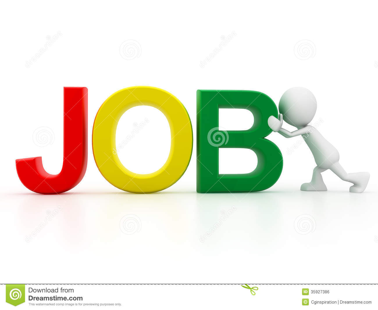 Job Seeking Clipart
