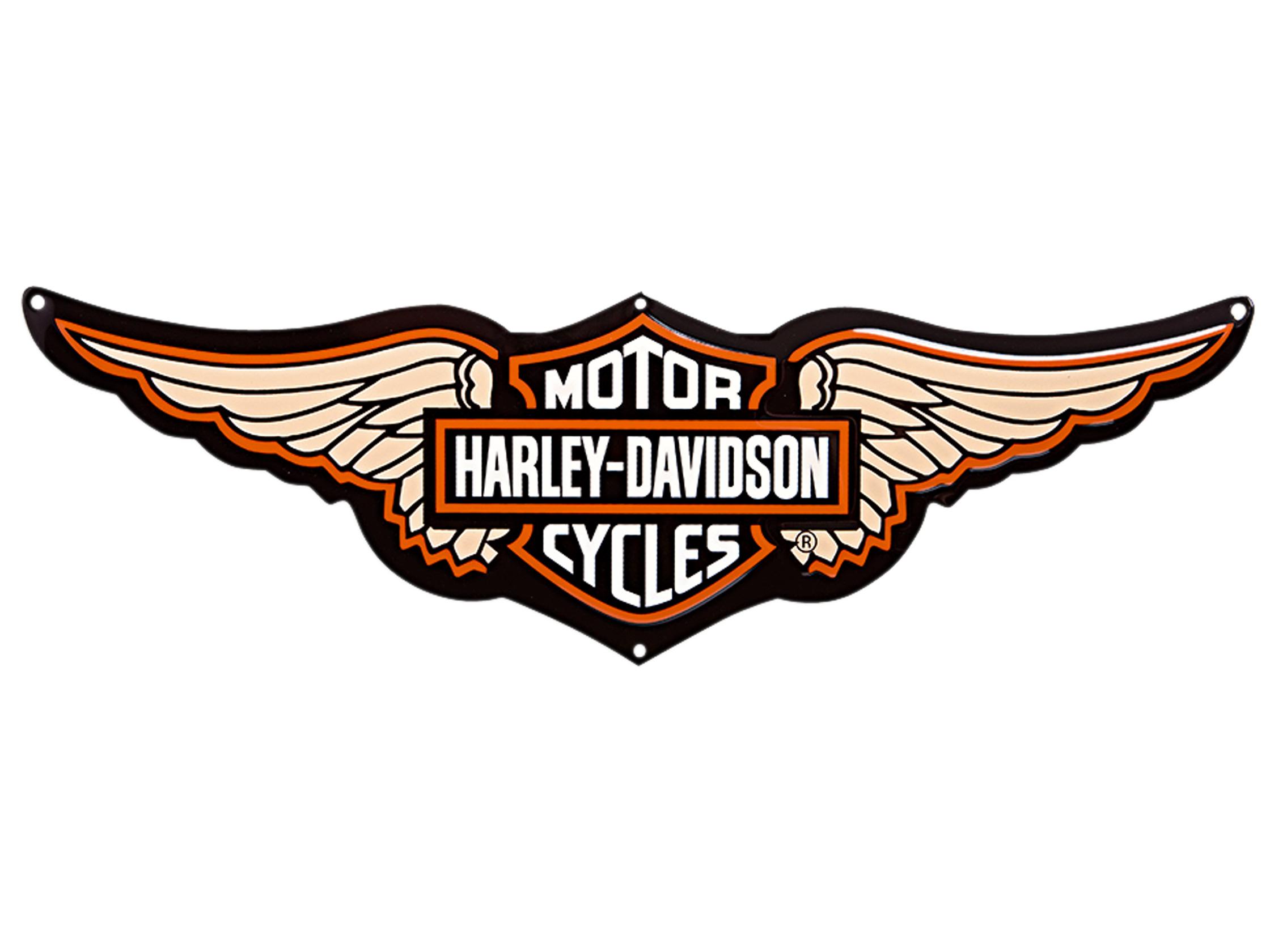 Harley-Davidson Clipart | Fre - Harley Davidson Clipart