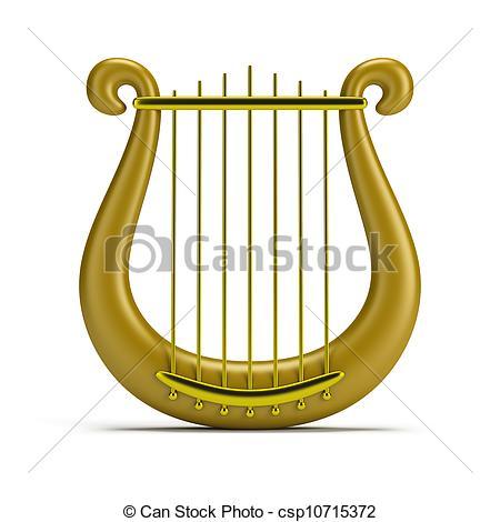 golden harp - csp10715372