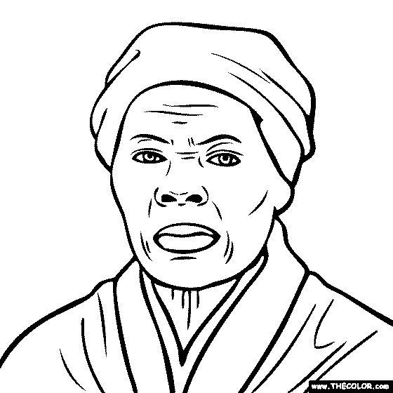 Harriet Tubman Coloring Page Eassume-Harriet Tubman Coloring Page Eassume-10