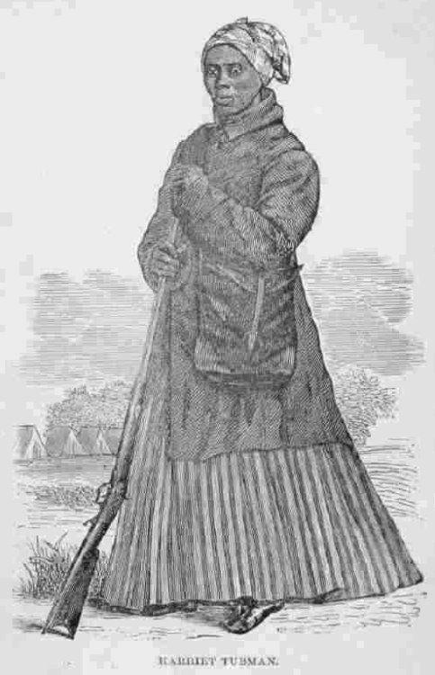 Harriet Tubman In The Civil War-Harriet Tubman in the Civil War-12