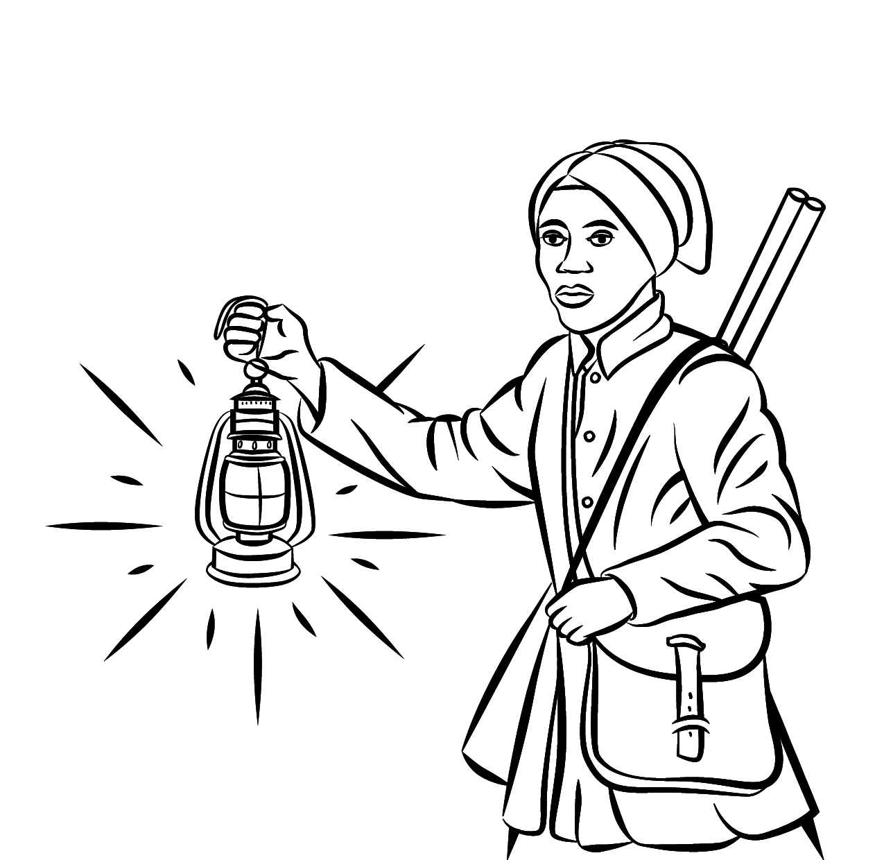 Harriet Tubman Wanted Poster Harriet Tub-Harriet Tubman Wanted Poster Harriet Tubman Colouring Page Links Resources Amazing ...-13