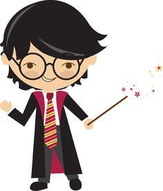 Harry porter clipart on harry - Harry Potter Clipart