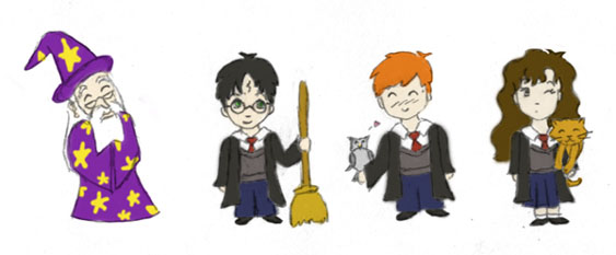 harry potter clip art #8