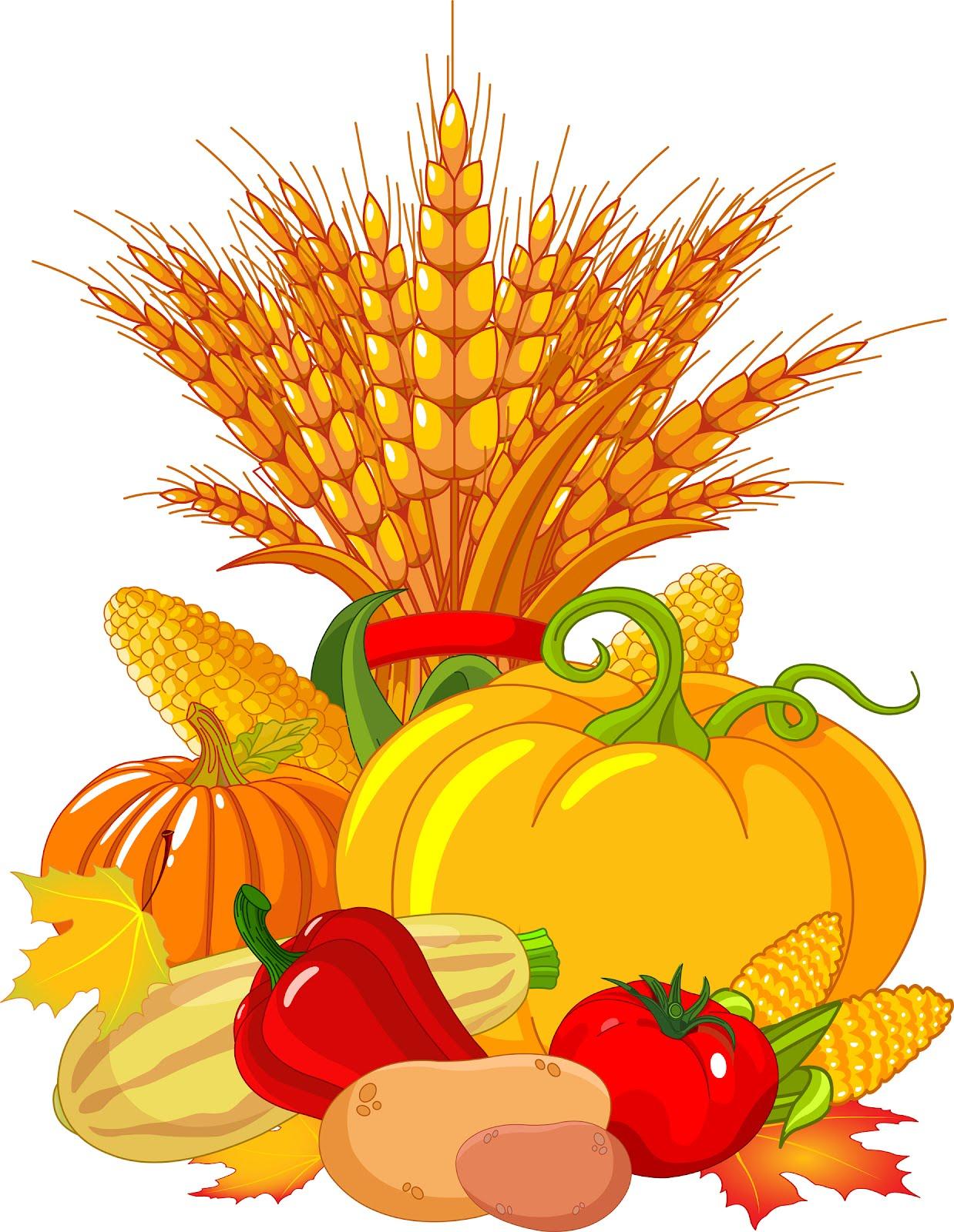 Harvest Festival Clip Art Clipart Best