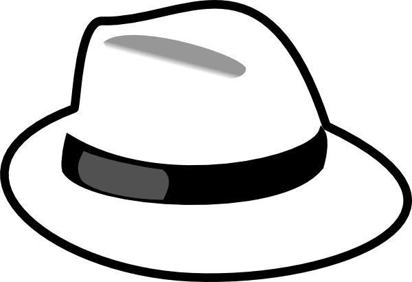Hat Clipart Black And White-hat clipart black and white-11