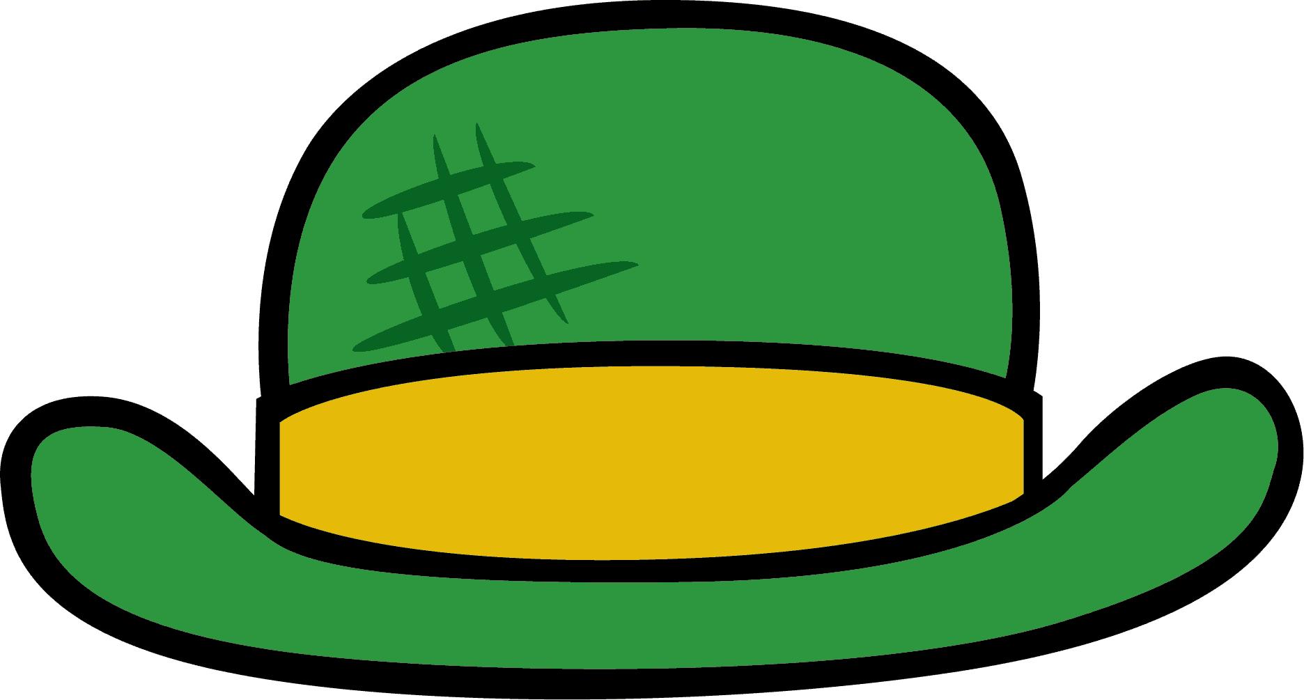 Hat clip art borders free clipart images 2