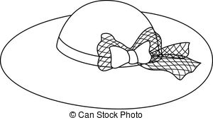 Hat Clipart Black And White-hat clipart black and white-14