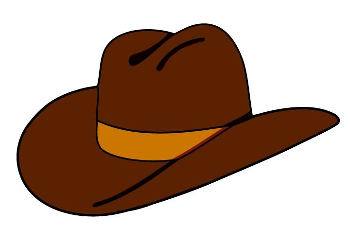Texas Hat Clipart #1