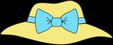 Yellow Girls Hat