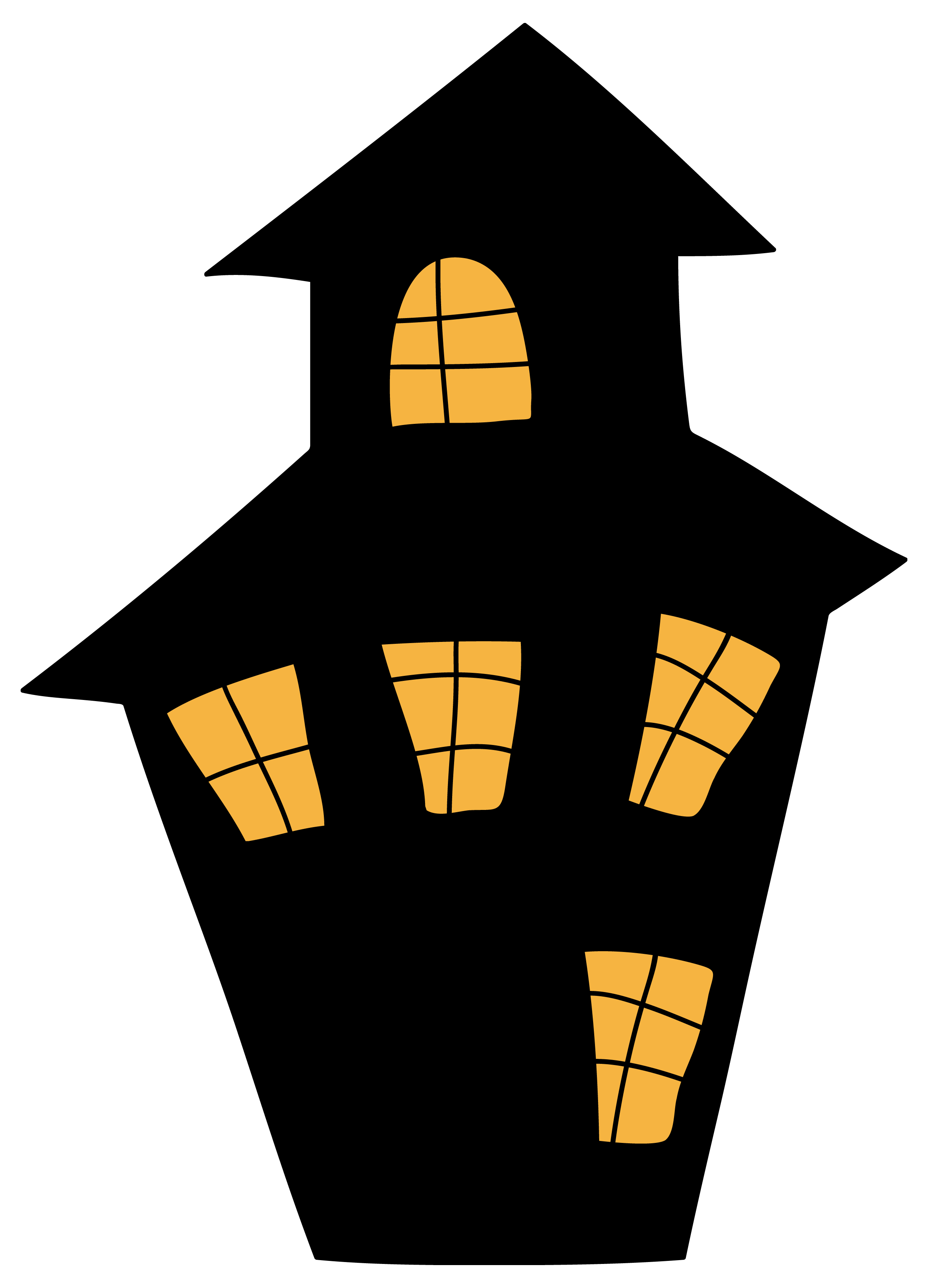 haunted house clipart png