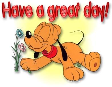 Have A Great Day Clipart - Have A Great Day Clipart