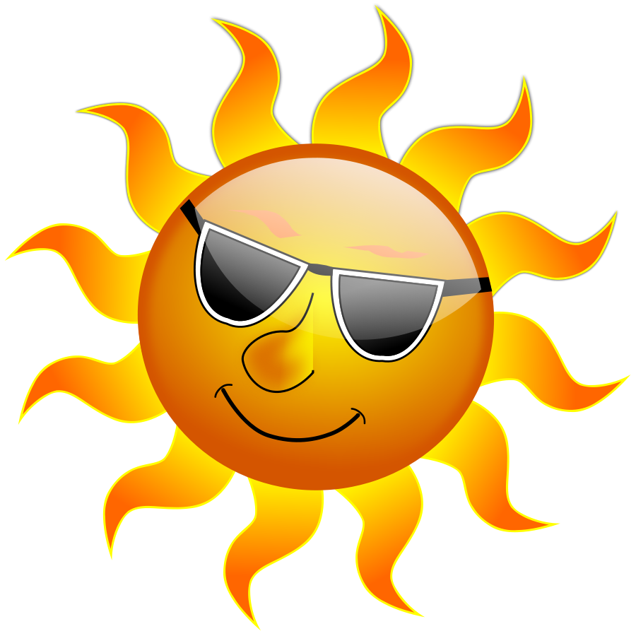 Have A Great Summer Clip Art . .