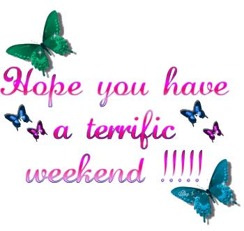 Have A Great Week Clipart #1