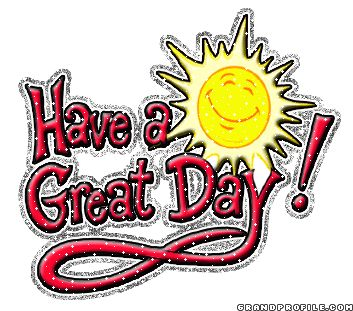 ... Have A Nice Day Clip Art; 1000  images about Good Morning ...