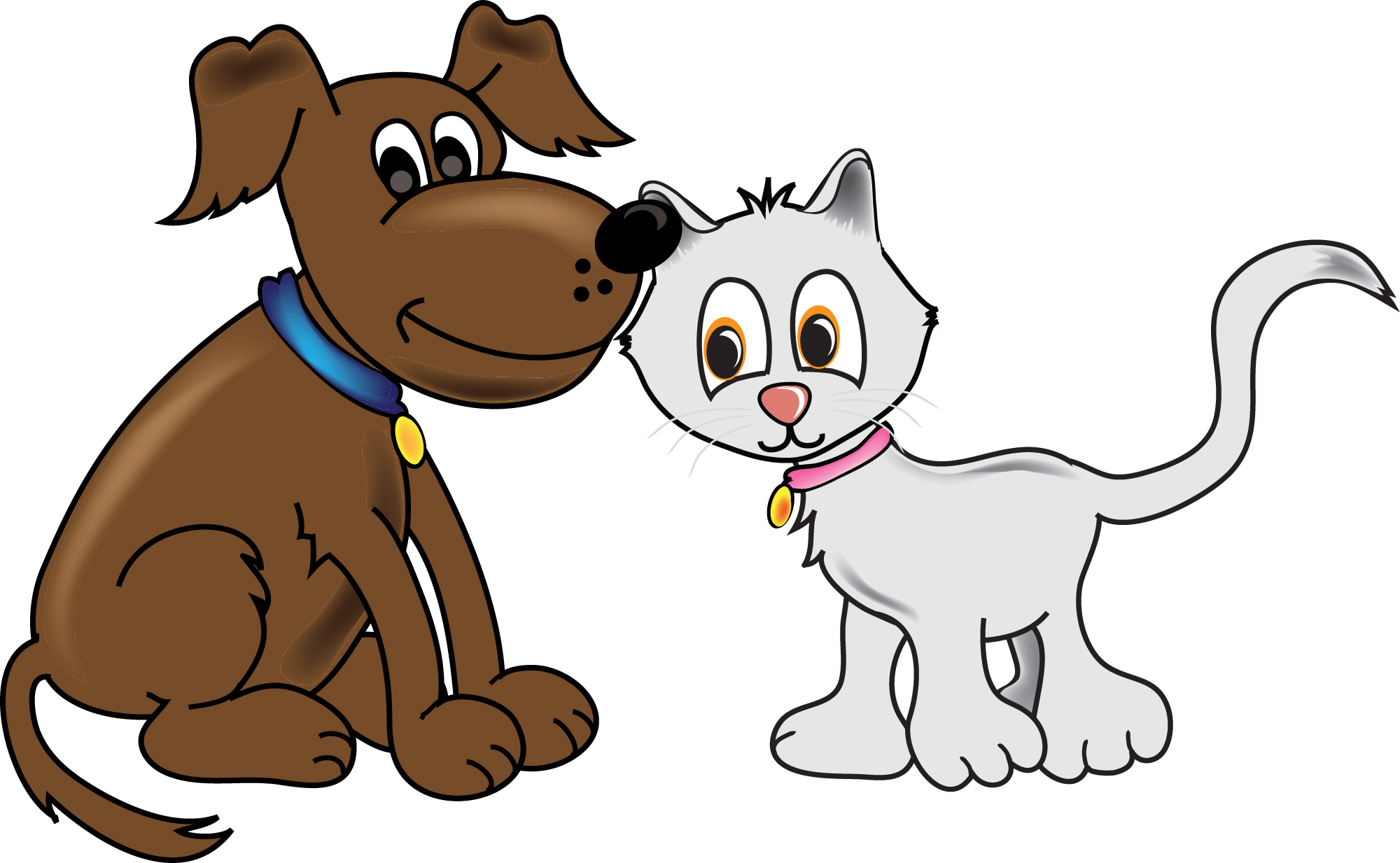Have You Ever Stopped To Thin - Pets Clipart