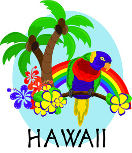 Hawaii Clip Art Images Hawaii Stock Photos Clipart Hawaii Pictures