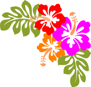 hawaiian clipart