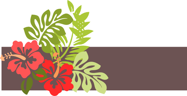 Hawaiian hawaii clip art at .