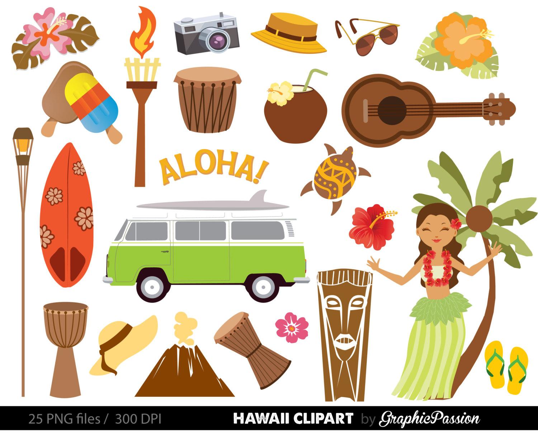 Hawaiian Luau Party Clip Art, Luau Clipa-Hawaiian Luau Party clip art, Luau clipart Luau clip art Hawaii clipart, Tiki clipart, Aloha Clipart, Hawaii clipart, Beach party Clipart-14