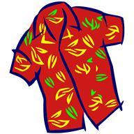 Hawaiian Shirt Drawing Hawaiian Shirt Jpg