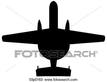 Clipart - e-2c hawkeye top icon. Fotosearch - Search Clip Art, Illustration