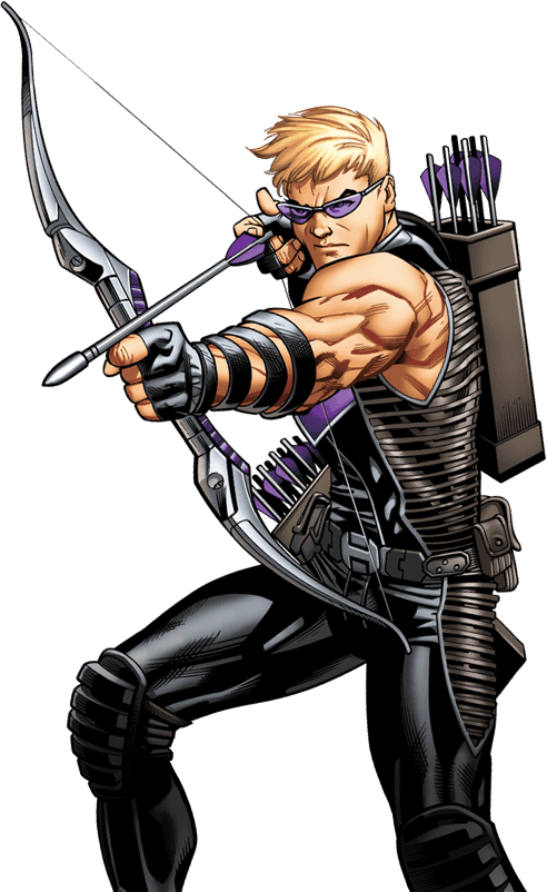 Hawkeye Png Clipart PNG Image