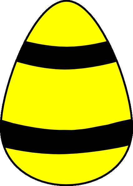 Iowa Hawkeye Egg 2 Clip Art at Clker clipartlook.com - vector clip art online, royalty  free u0026 public domain