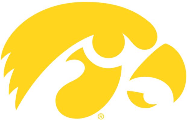 Unusual Iowa Hawkeye Clipart Hawkeyes Land Legacy Receiver Football Qctimes  Com