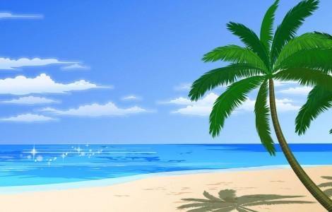 Hd Beach Clipart - ClipartFox-Hd beach clipart - ClipartFox-14