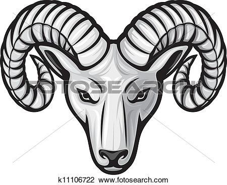 Head Of The Ram (ram Head)-head of the ram (ram head)-3