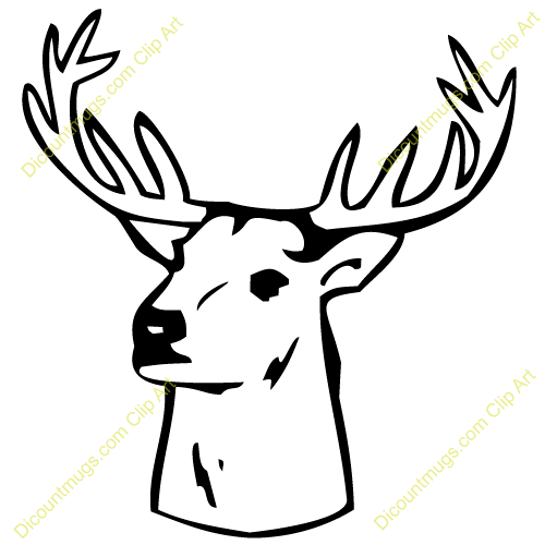 Head Or Face Of A Deer Or Buck Keywords Deer Buck Buy A 10oz Coffee
