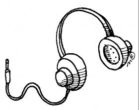 Headphones Clip Art-Headphones Clip Art-10