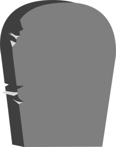 Headstone Clip Art