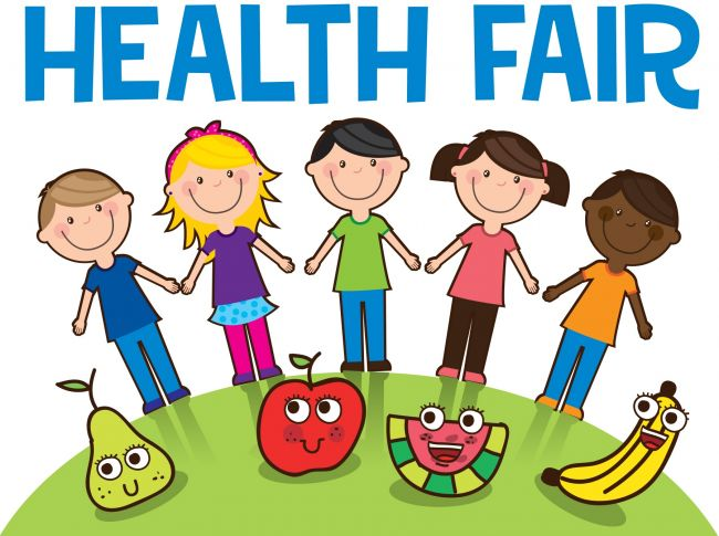 health fair banner clipart ... Health and fitness | PTO Today .