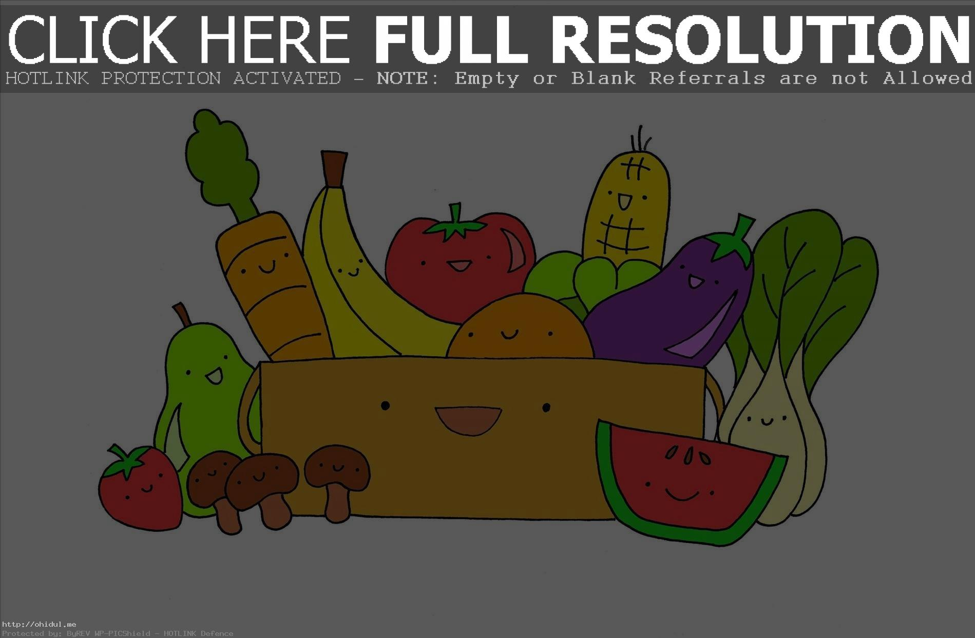 Funny Healthy Food Clipart Pn - Healthy Food Clipart