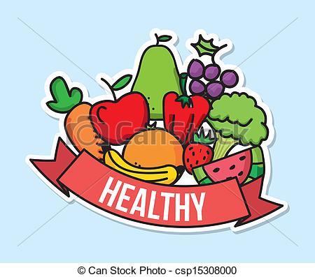 healthy food - csp15308000