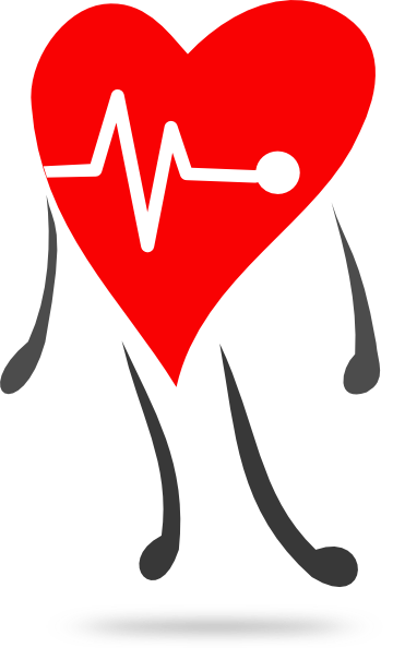 Healthy Heart Clip Art