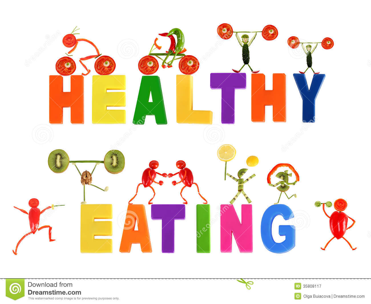 Healthy Meal Clipart Free Large Images