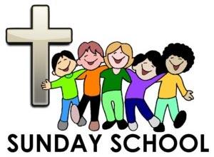 hearing, to Sunday School.
