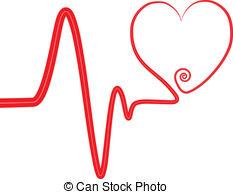 ... heart beat swirl heart