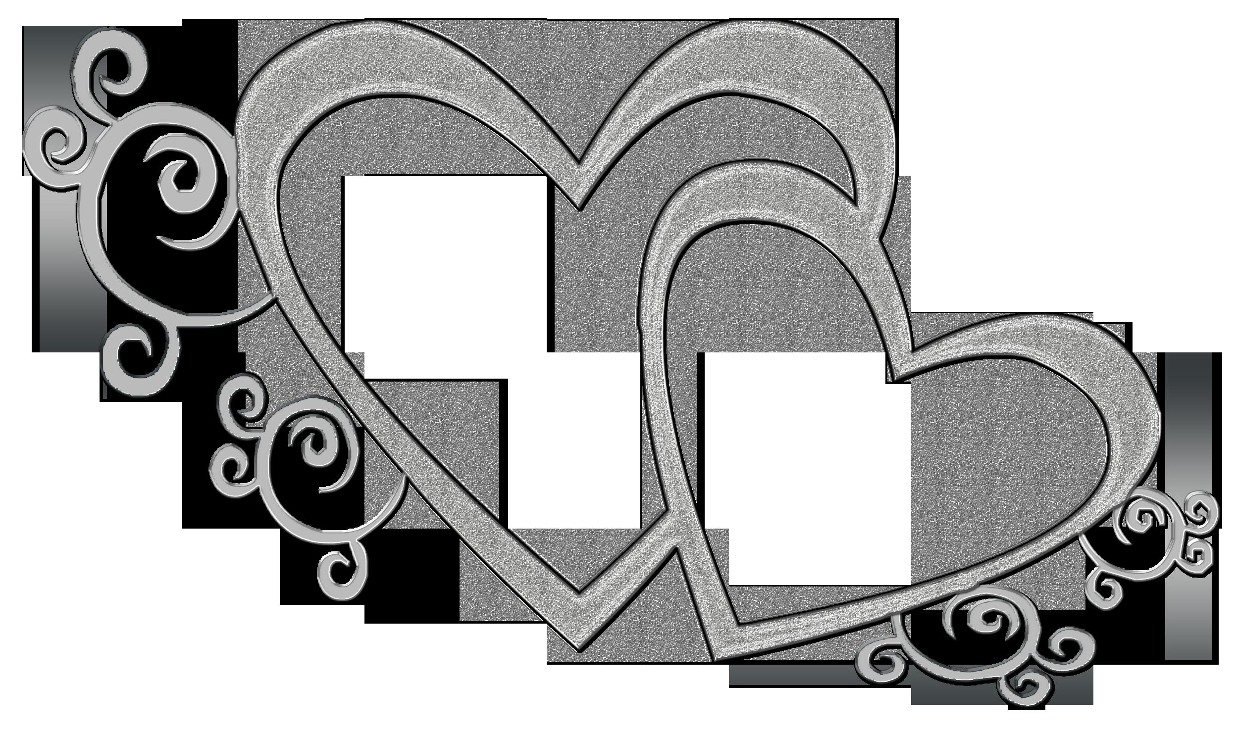 Heart black and white double heart clipa-Heart black and white double heart clipart black and white-15