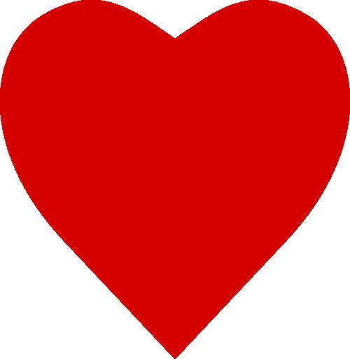 Heart Clip Art 01