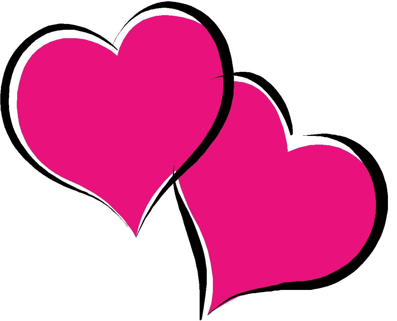 Heart Clip Art - Clipart Of Heart